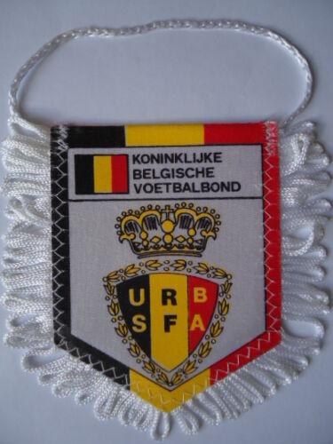 Wimpel Pennant Fussball Verband Belgien Belgium # 8 x 10 cm
