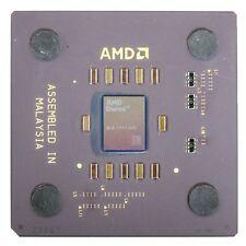 AMD Athlon 900 900MHz/256KB/200MHz A0900AMT3B Socle/Prise A 462 processeur CPU