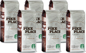 Starbucks-Whole-Bean-Pike-Place-Coffee-6-Pack-1lb-Bags-16oz-6-Pounds-Total