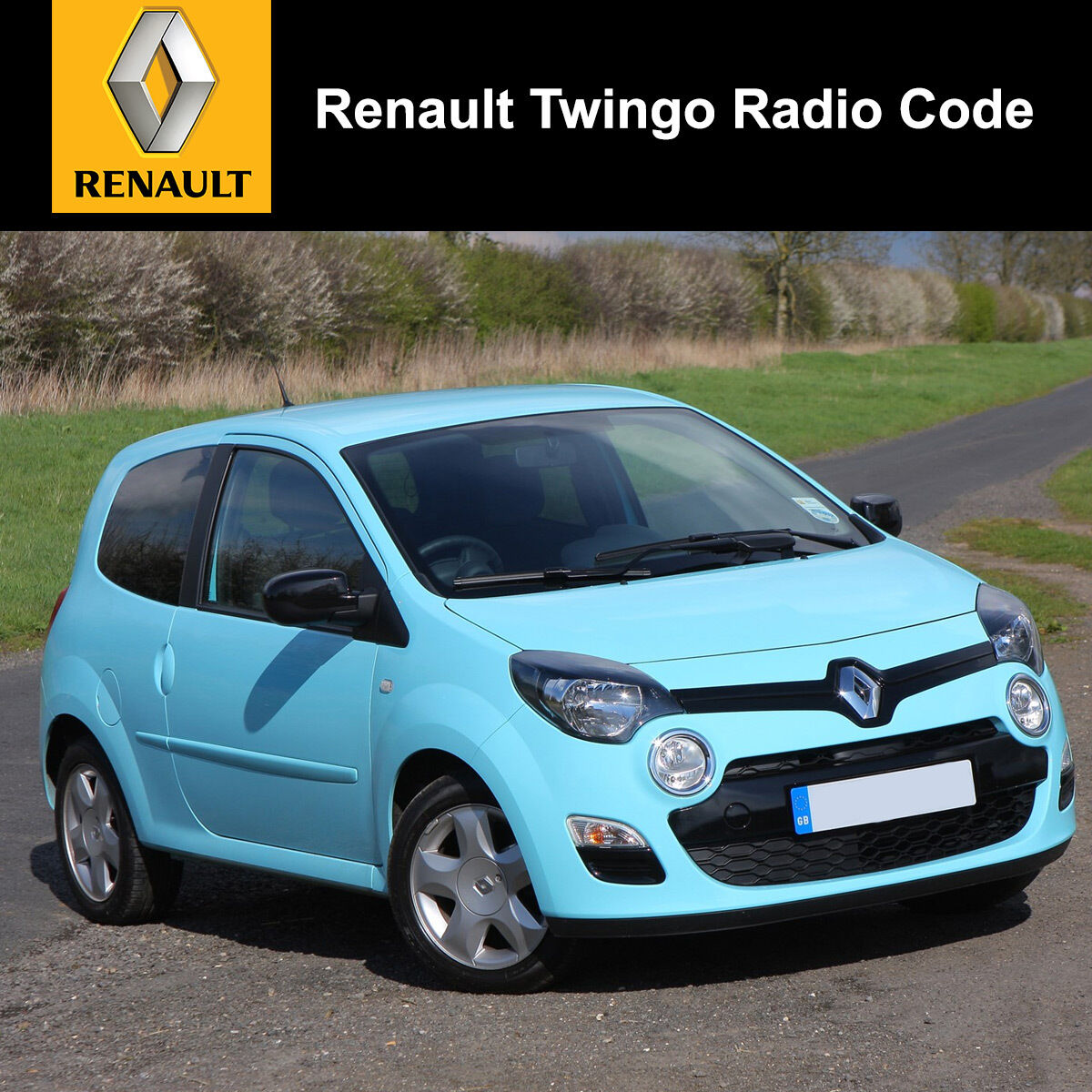 Details about Renault Twingo Radio Code Stereo Decode Car Unlock Fast  Service UK All Vehicles