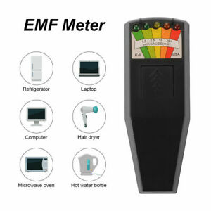 1x-LED-EMF-Meter-Magnetic-Field-Detector-Ghost-Hunting-Paranormal-Equipment-Tool