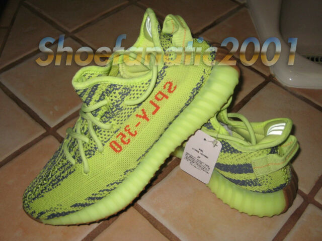 16bfd5173e1d ... get adidas yeezy boost 350 v2 semi frozen us 7.5 kanye west b37572  chicken yellow 4e134