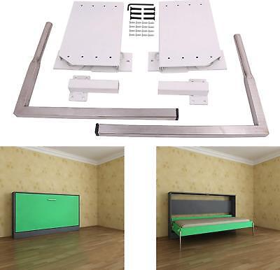 Diy Murphy Wall Bed Springs Mechanism, Queen Murphy Bed Hardware