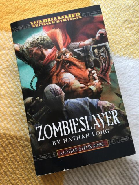 Zombieslayer by Nathan Long (Paperback, 2010)