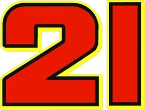 Details about NEW FOR 2018 #21 Paul Menard Racing Sticker Decal - SM thru  XL - Various colors
