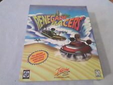 Renegade Racers  (PC, 1999) - INTERPLAY BIG BOX - NIB