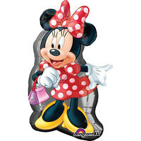 Disney Minnie Mouse Full Body Balloon 32in Birthday Party Decorations Supplies