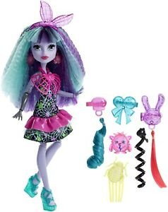 Monster-High-Twyla-ELEKTRISIERT-electrified-Monsterhaar-Ghouls-OVP-DVH71