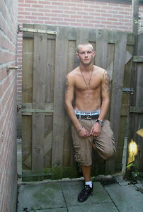 Blonde hunk