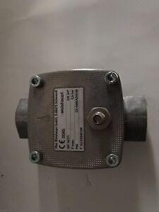 Weishaupt  WF-507/1 Gasfilter unbenutzt ohne OVP