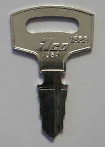 Ilco 1583 fork lift key for Caterpillar, Mitsubishi NEW FAST SHIPPING
