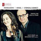 Sonatas for Cello and Piano Alice Neary Benjamin Frith Champs Hill Chrcd105