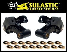 LEAF SPRING SHOCK ABSORBER|SULASTIC|SA-07HD 3/4 | FOR RAM 3500 HD 2WD 4X4