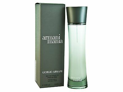Giorgio Armani Mania 100 ml men EDT Perfume