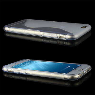 "Apple iPhone 6 Case 4.7"" Bumper Cover Shock-Absorption&Anti-Scratch S Type Back"