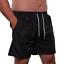 Indexbild 14 - Badeshorts Badehose Shorts Schwimmhose Herren Männer Bermuda Schwimmshort 17806