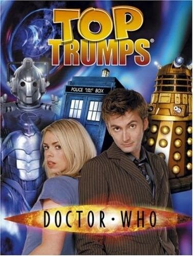 Doctor Who: Series 1 & 2 (Top Trumps), Excellent Books