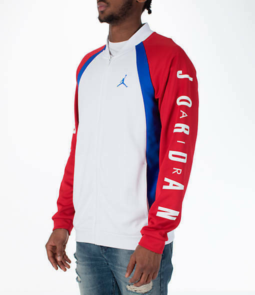 Nike Air Jordan Jumpman Track Jacket Tricot OLYMPIC USA ...