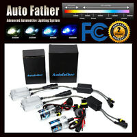 55w Hid Xenon Conversion Kit H8 H9 H11 Headlights Fog Lights All Color Us Stock