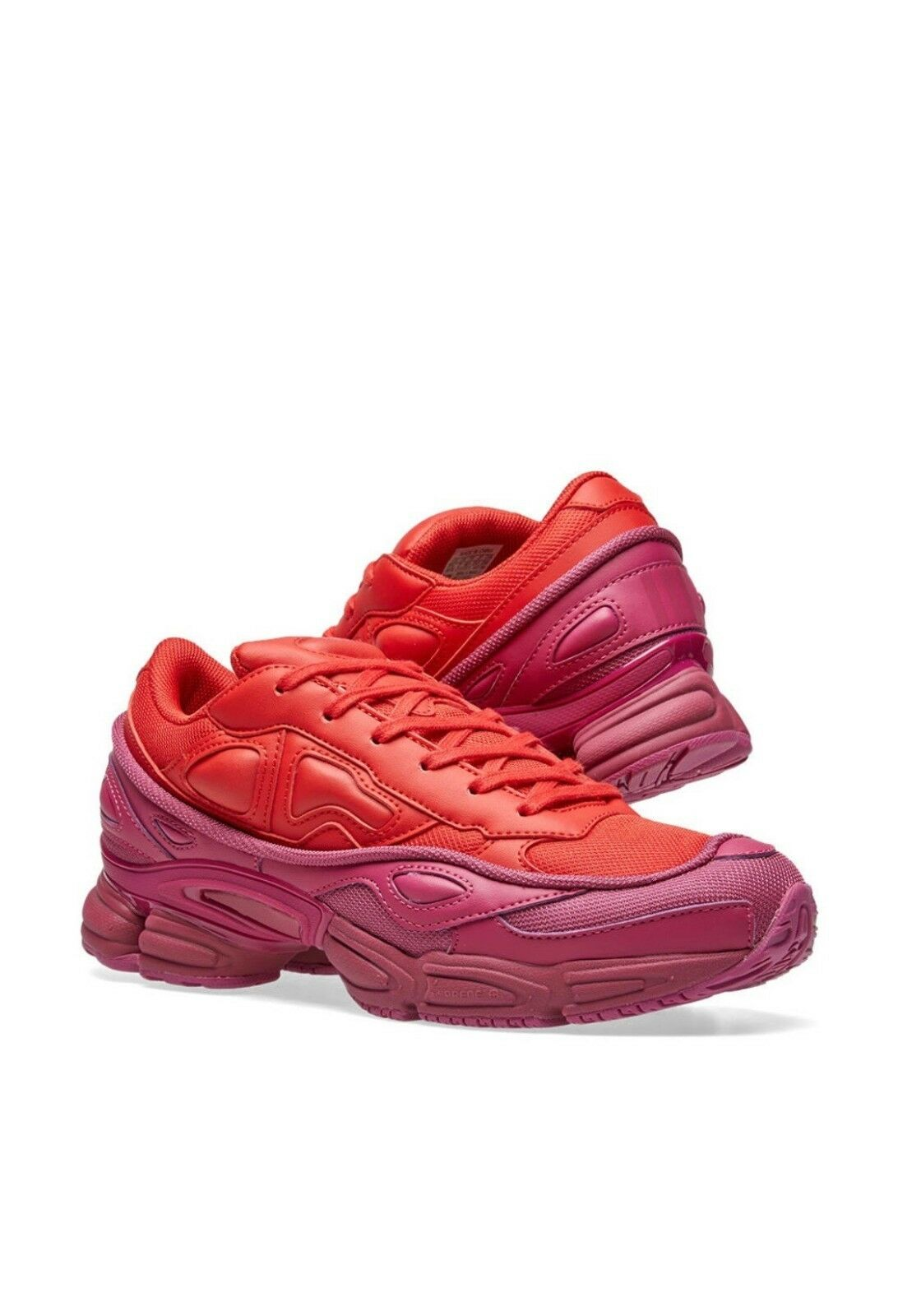 Adidas X Raf Simons RS Ozweego III Red Pink  FW18 Available now