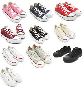 CONVERSE-ALL-STAR-LOW-Sneaker-10-Colors-Genuine-Brand-Shoes-For-Men-Women-57