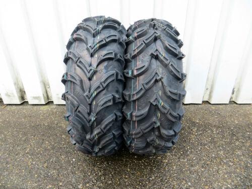 Suzuki LTA750 King Quad Innova Mud Gear 25x8-12 40L Reifen vorne 2 Stück M+S