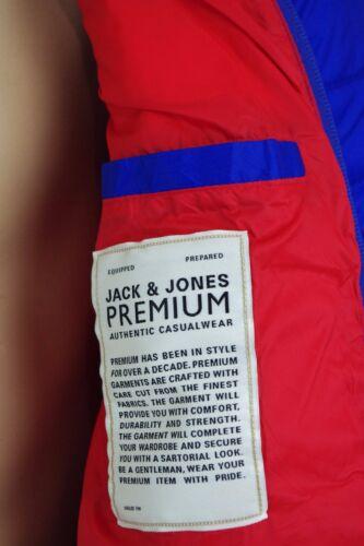 Doudoune JACK /& JONES micro homme TIMMY JACKET SURF bleu 12092896