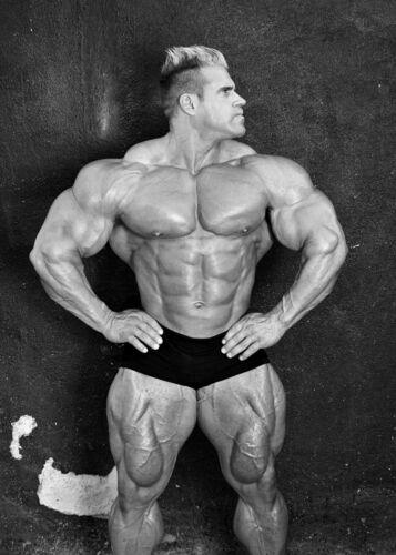 A0 A1 A2 A3 A4 Sizes Jay Cutler Bodybuilding Giant Poster