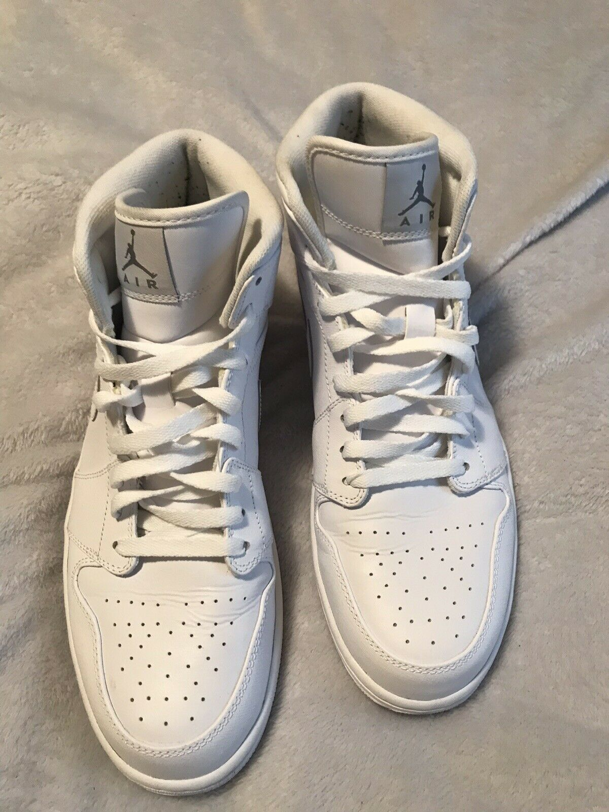 Nike high top Air Force Ones. Men's Size 12