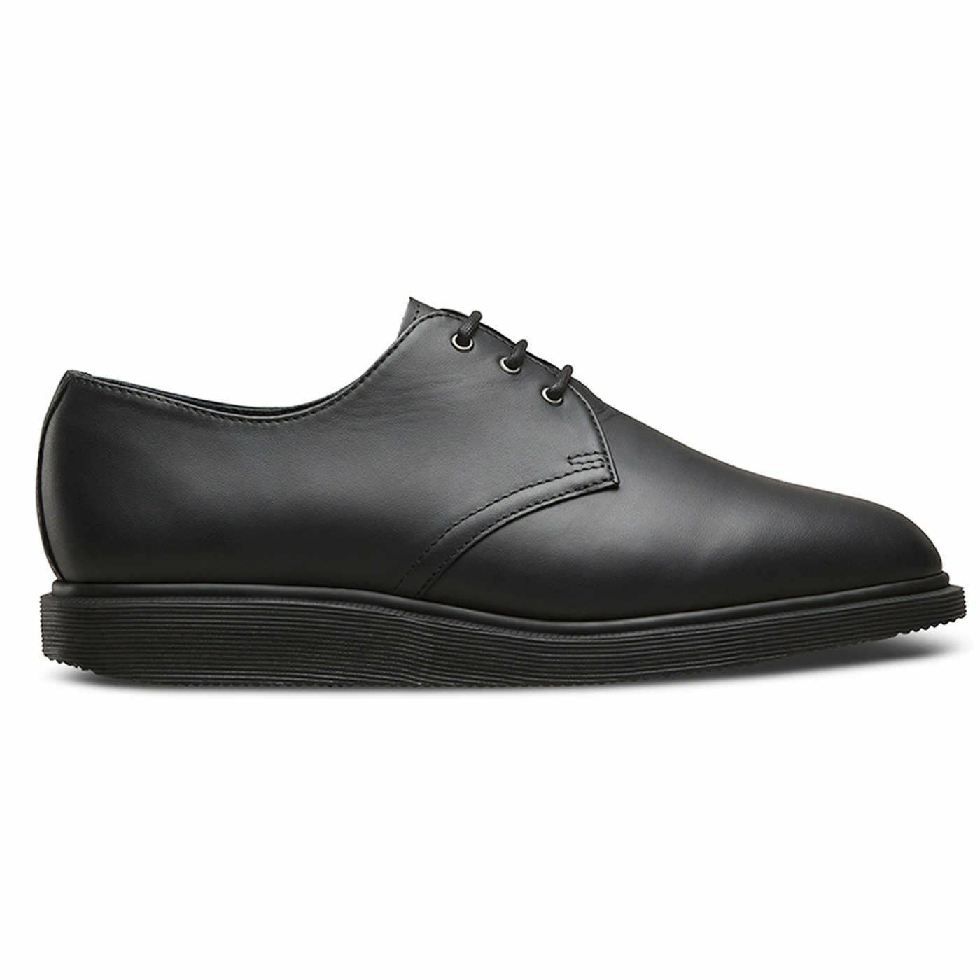 Dr.Martens 1461 3 Eyelet Torriano Black Womens - Mens Shoes Eeyelets