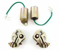 Ignition Tune Up Kit - Points & Condensers - Honda CB500 CB550 CB750 - 1969-1978