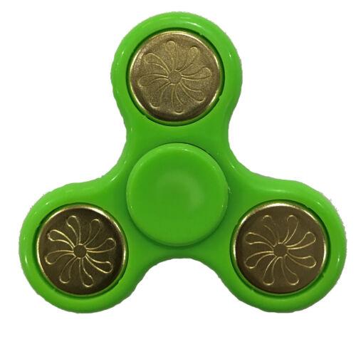 Nouveau Bangers doigt Focus Spin Spinner Wheel steel EDC portant stress Toy TDAH ajouter