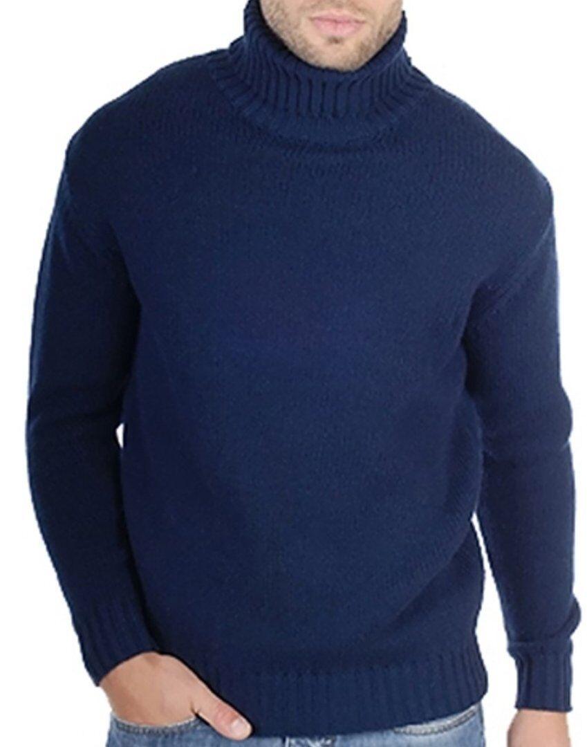 Balldiri 100% Cashmere Rollkragen Pullover 10-fädig dunkelblau dunkelblau dunkelblau XL     | Elegantes Aussehen  | Modern Und Elegant In Der Mode  | Sonderaktionen zum Jahresende  | Öffnen Sie das Interesse und die Innovation Ihres Kindes, aber auch die Unschuld von Kinder fe75b4