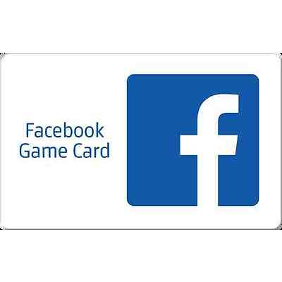 Facebook Game eCard  - Email delivery