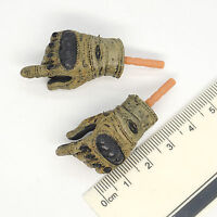 X68-16 1/6 Scale Male Glove Hands Fit BBI SOLDIER STORY TOYS CITY