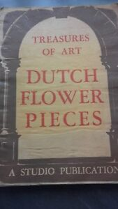 Treasures-Of-Art-Dutch-Flower-Pezzi-By-Percy-Colson-London-ABE-Lettera-Firmata