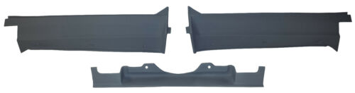 1977-1979 Cadillac DeVille//Fleetwood Rear Center Trunk Bumper Fillers