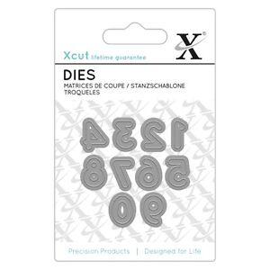 Stanzschablonen-Praegeschablonen-Numbers-Zahlen-Xcut-Dies-DoCrafts-XCU-503640