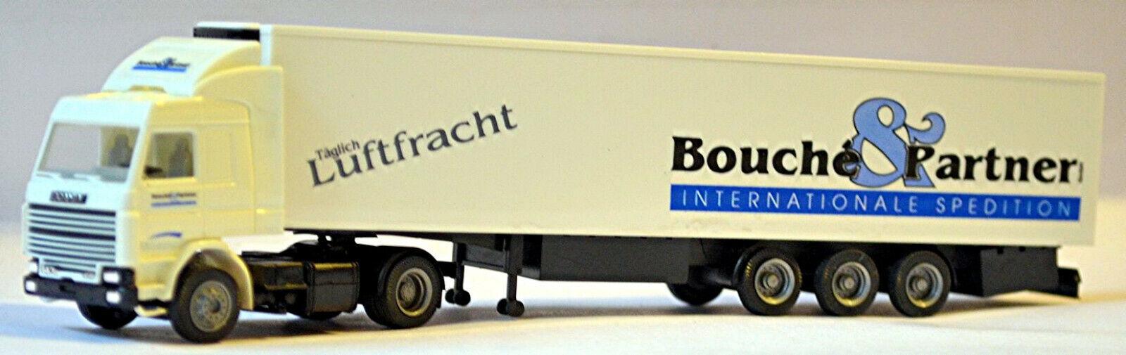 Scania 143 Bouch 65533; Pkonstner bilgo -Aereo Refigerato -Sz 1 87 Albedo 295014