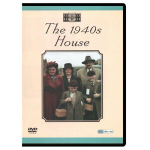 The-1940s-House-2000-DVD-2-Disc-Docu-Series-New-Factory-Sealed