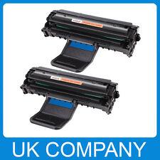 2 Black Toner Cartridge for Samsung SCX4321 SCX4521F ML1610