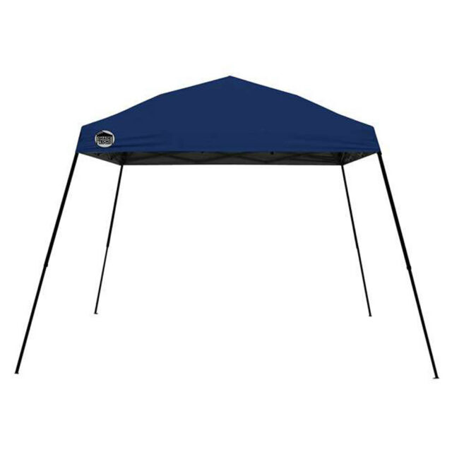 Quik Shade Go Hybrid Compact Slant Leg Backpack Canopy Blue 7 X 7 Foot For Sale Online Ebay