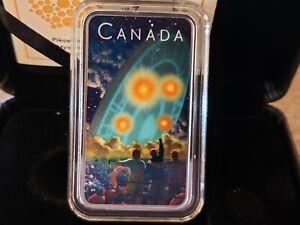 Canadian-Silver-Coin-2019-Unexplained-Phenomenon-Shag-Harbor-UFO-w-Black-Light