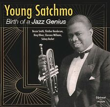 Louis Armstrong - Young Satchmo-Birth of a Jazz Genius [New CD] UK - Import