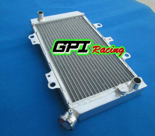 Aluminum Radiator /& HOSE YAMAHA GRIZZLY 660 4x4 YFM660 YFM 02-08 07 06 05 04 03