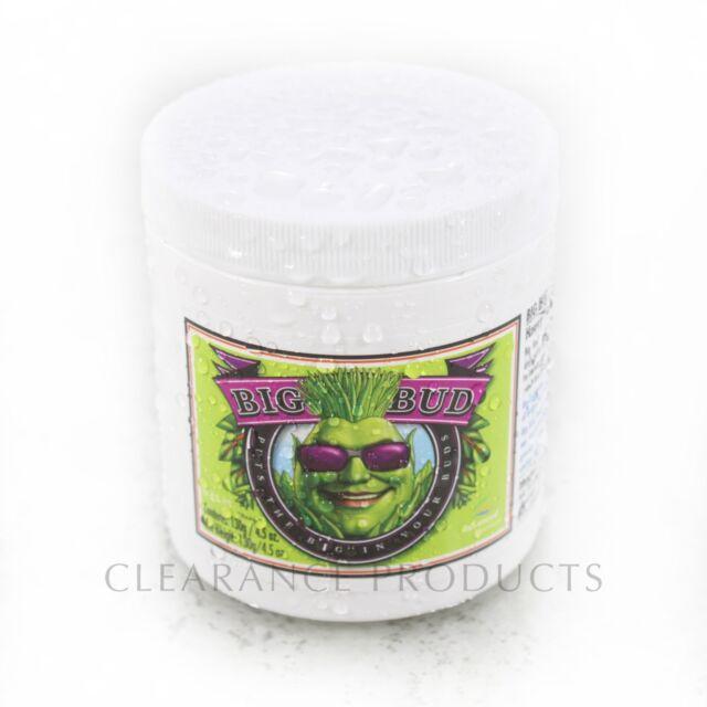 Advanced Nutrients Big Bud Powder Plant Bloom Booster Hydroponics Additive 130g
