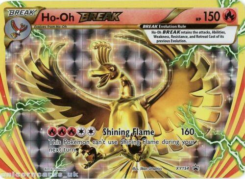 Ho-Oh Break XY154 Promo Holo Mint Pokemon Card