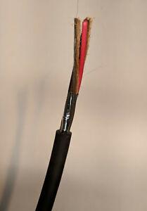 DMX-Single-Pair-Bulk-Cable-Raw-Wire-500-Feet-By-Rapco-Horizon-ProCo-USA-Made