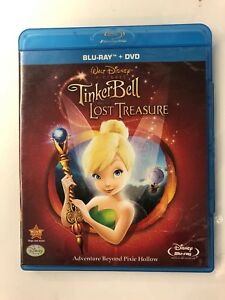 TINKER-BELL-AND-THE-LOST-TREASURE-BLU-RAY-DVD-GD
