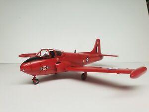Airfix-caza-Percival-Jet-Provost-T-4-1-72-Listo-Construido-y-pintado